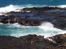 Free Kauai Inlet Stock Photography - 4090252