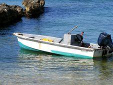 Free Caribbean Boat Stock Photos - 4090403