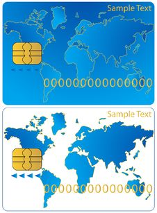 Free Banking Card Stock Photography - 4092332