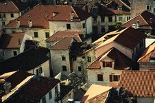 Free View Of Old Kotor Stock Photos - 4092673
