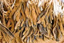 Free Dried Asian Food Royalty Free Stock Photos - 4093448