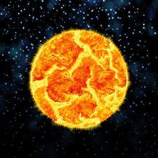 Free Fire Planet Stock Photo - 4093790