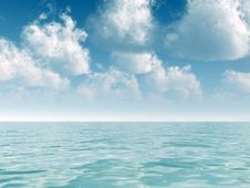 Free Seascape Stock Photography - 4094442