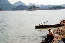 Free Fishing Stock Photos - 4094883