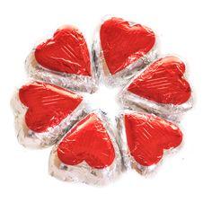 Free Circle Of Hearts Stock Photos - 4095393