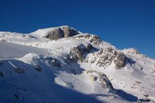 Free Winter Mountain Landscape Stock Images - 4095914