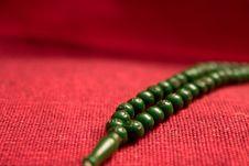 Free Prayer Beads Stock Photo - 4096000