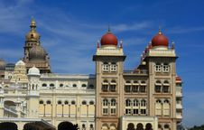 Free Royal Palace At Mysore-IV Royalty Free Stock Photos - 4096388