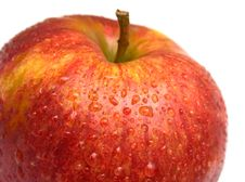 Free Perfect Red Apple Royalty Free Stock Images - 4096759