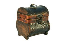 Free Wooden Chest Royalty Free Stock Photography - 4097117