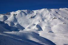 Free Winter Mountain Landscape Stock Image - 4097291