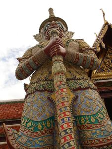 Free Thailand Shrine Stock Photos - 4098053