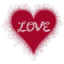 Free Torn Heart Stock Photos - 4098573