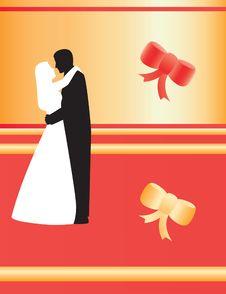 Free Valentine's Card Vector Stock Photos - 4098633