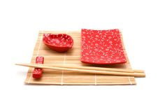 Free Red Sushi Set Royalty Free Stock Photography - 4098987