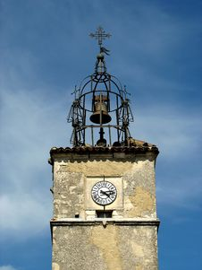 Free Tower In Carpentras Stock Image - 4099011