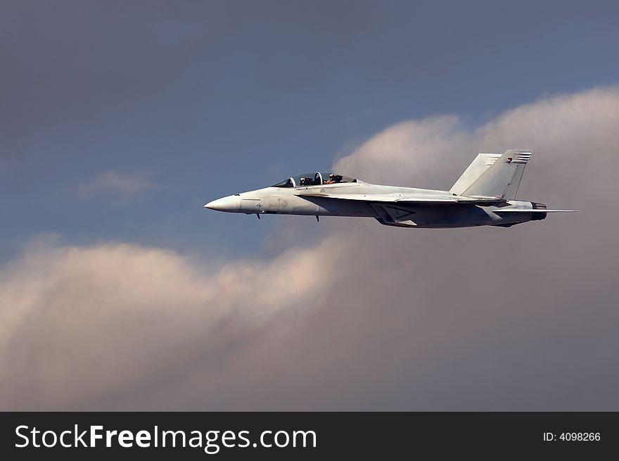 Navy Fighter