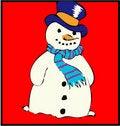 Free Snowman 2 Stock Photos - 413723