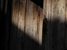 Free The Secret Door Royalty Free Stock Photos - 412458