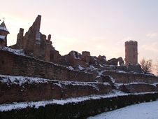 Free Medieval Ruins Stock Images - 412644