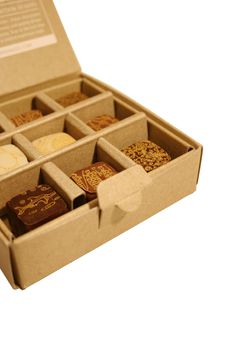 Free Chocolate Box Stock Photo - 412900