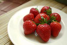 Free Strawberries Stock Photo - 413090