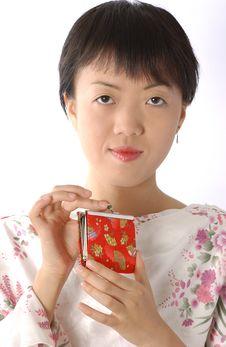 Free Japanese Girl Stock Photo - 413280