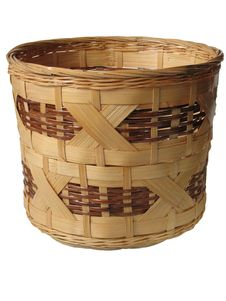 Free Decorative Basket Royalty Free Stock Photography - 413757