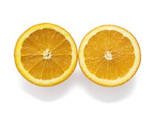 Free Orange [1] Stock Image - 413851