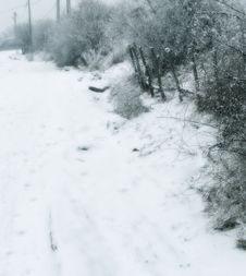 Free Village Under Snow 2 Royalty Free Stock Photos - 414548