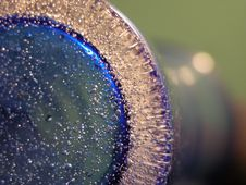 Free Bubbles In Glas Royalty Free Stock Photo - 415105
