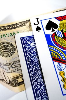 Free Black Jack Royalty Free Stock Photos - 415338