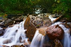 Free Mountain Runoff Stock Images - 415354