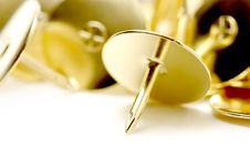 Free Thumbtacks Royalty Free Stock Image - 418426