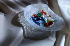 Free Glass Candy Royalty Free Stock Image - 418986