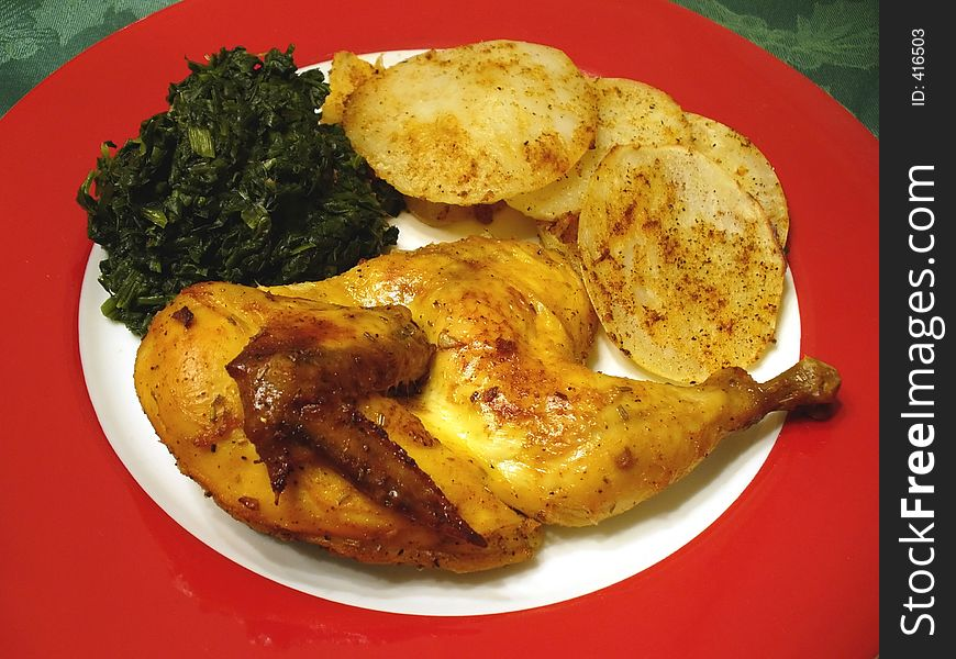 Cornish Game Hen