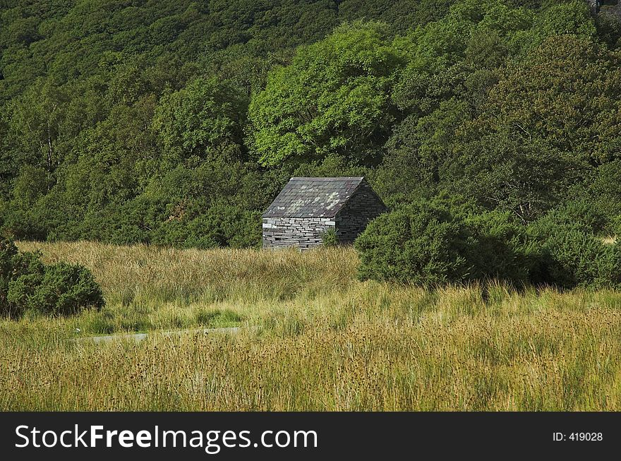 Old Coal Shed