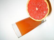 Free Grapefruit Juice Stock Images - 4100104
