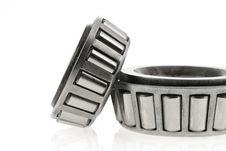 Free Two Metallic Bearing Royalty Free Stock Photo - 4100105