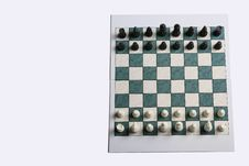 Free Chess Game Royalty Free Stock Images - 4100159