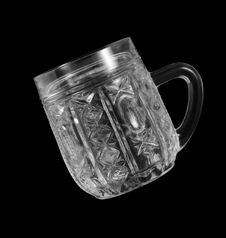 Free Crystal Glass Royalty Free Stock Image - 4100526