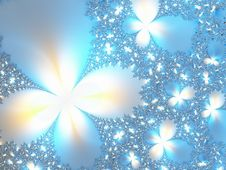 Free Snowflakes  Dance Royalty Free Stock Images - 4101779