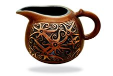 Tea Pot Vase Stock Photos