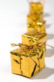 Free Gifts Stock Photo - 4102270