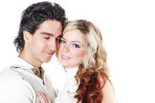 Free Happy Couple Royalty Free Stock Image - 4102956
