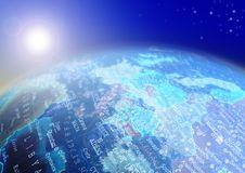 Free Globe Map Stock Photos - 4103393