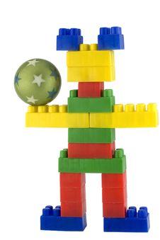 Free Toy Men Royalty Free Stock Photos - 4103528