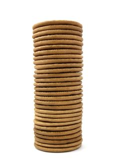 Free Cookies Stack Royalty Free Stock Image - 4103536