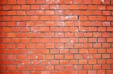 Free Against The Wall Royalty Free Stock Photography - 4103767