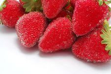 Free Strawberry Royalty Free Stock Photo - 4103775